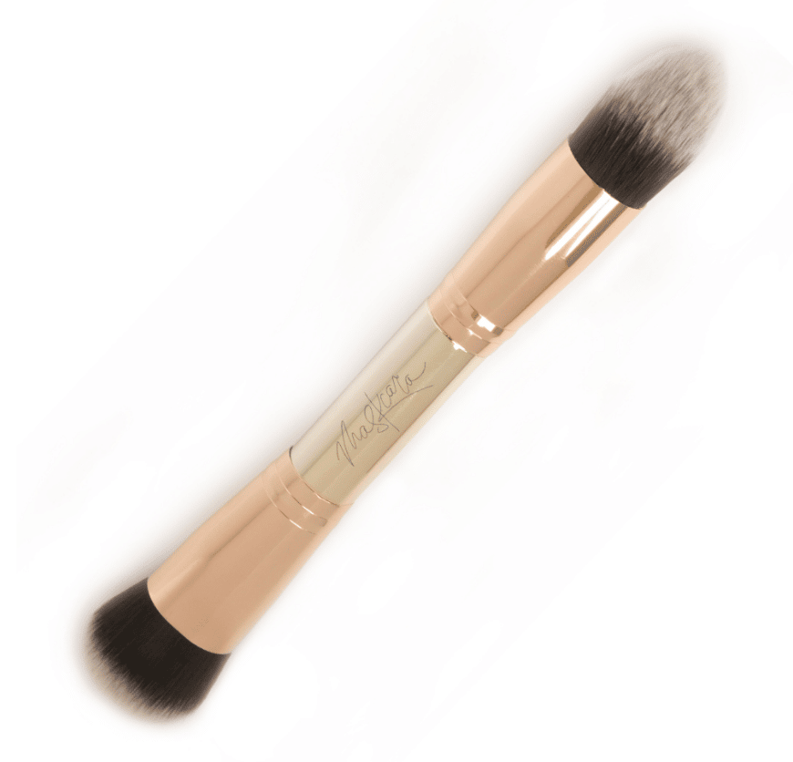 How to choose maskcara makeup brush. Maskcara 30 Second HAC Brush. step by step to choosing the right makeup brush for you. www.MaskcaraBeautyGirl.com