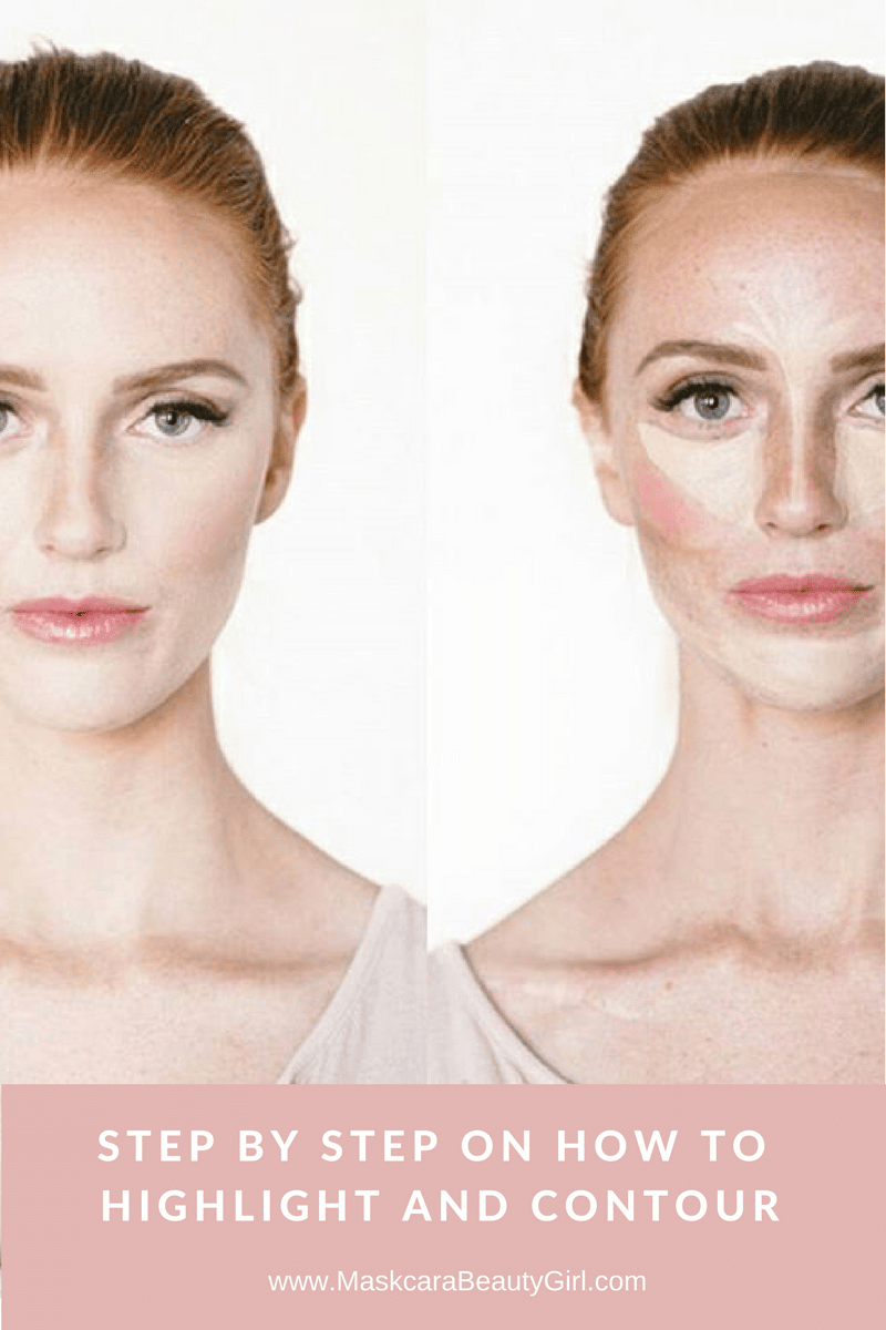 How to HAC Maskcara Makeup step by step on how to hac www.MaskcaraBeautyGirl.com
