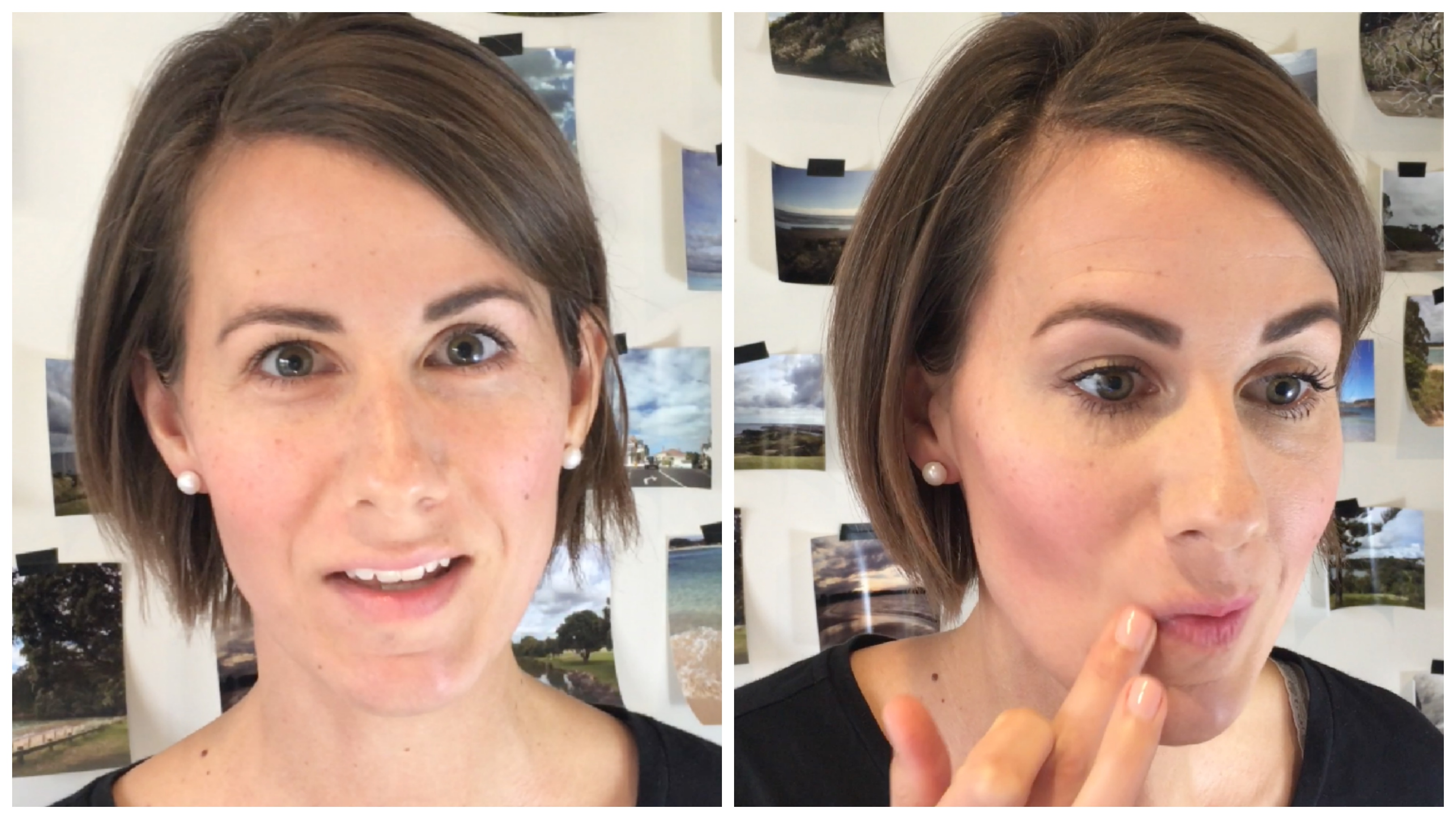 Easy 5 Minute makeup routine with Maskcara Beauty Girl, at www.MaskcaraBeautyGirl.com, learn how to quickly make up your beautiful face with Maskcara beauty makeup products.