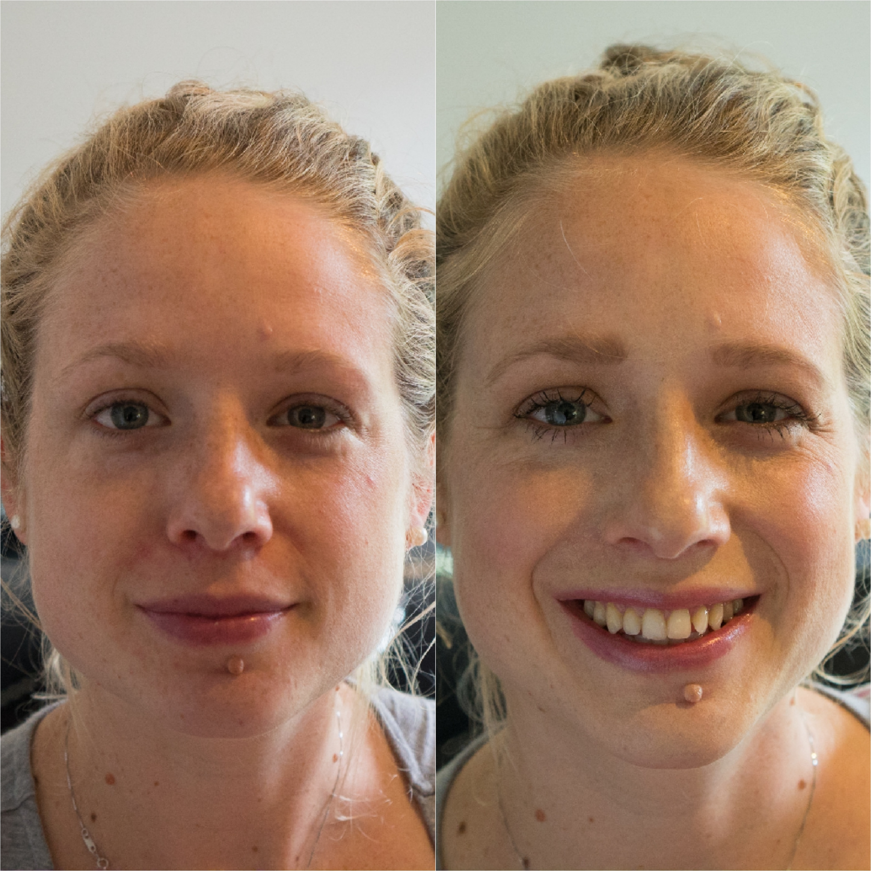 New Mom Before and After with Maskcara Beauty Girl at www.maskcarabeautygirl.com