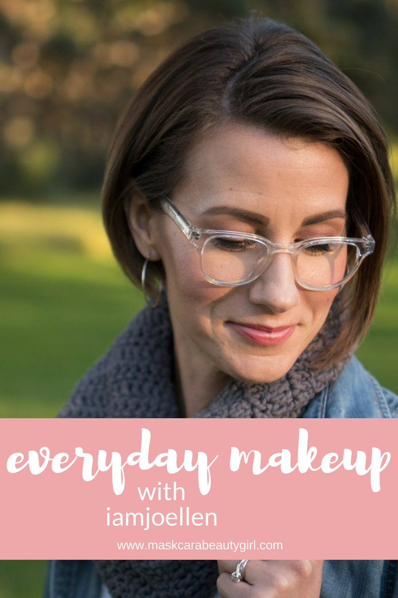Everyday Makeup Look with Maskcara Makeup at www.maskcarabeautygirl.com, come see a simple way to look your best with Maskcara makeup!