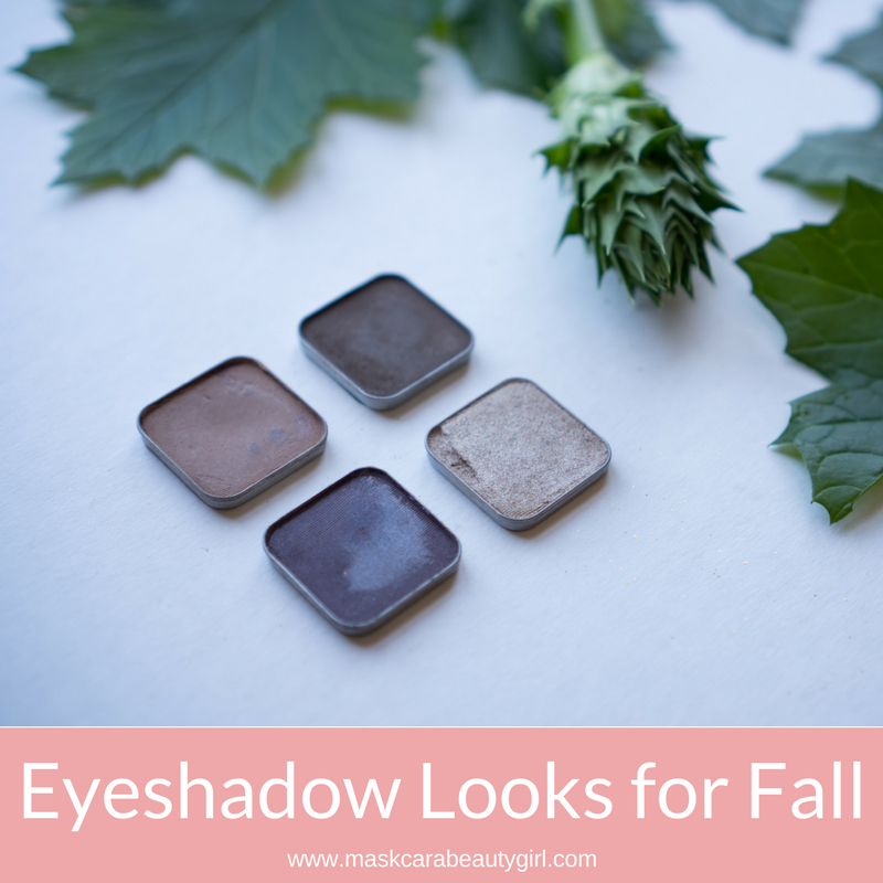 Simple Fall Eyeshadow Looks for Fall with Maskcara Beauty Girl at www.maskcarabeautygirl.com