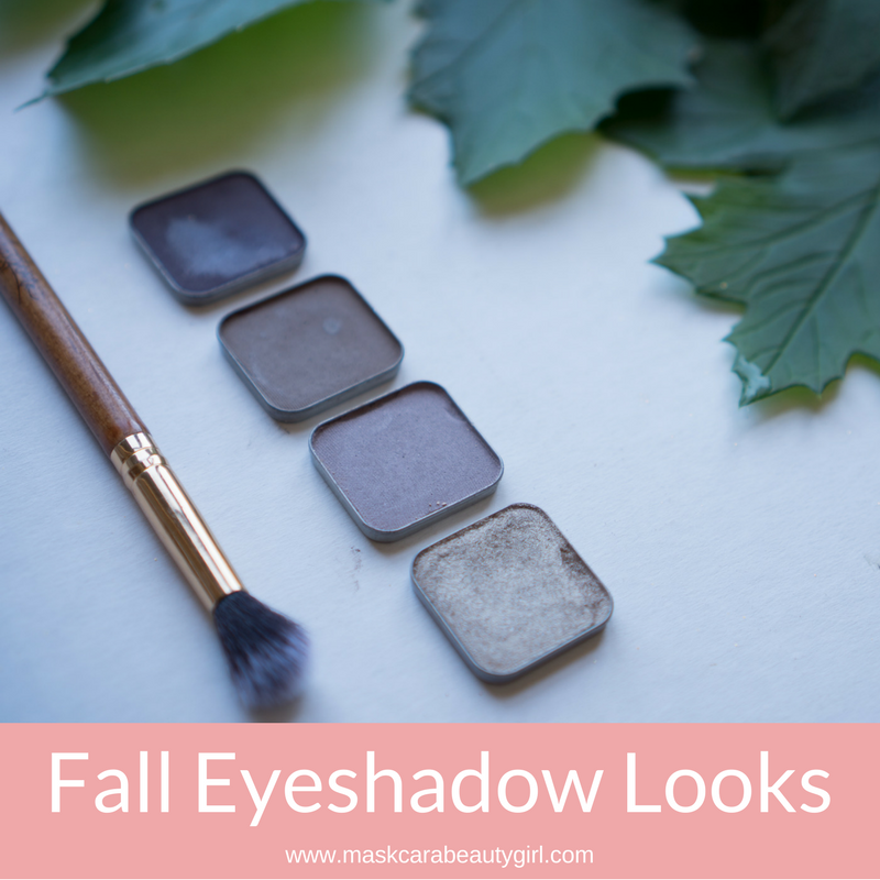 Easy Fall Eyeshadow Looks with Maskcara Beauty Girl at www.maskcarabeautygirl.com