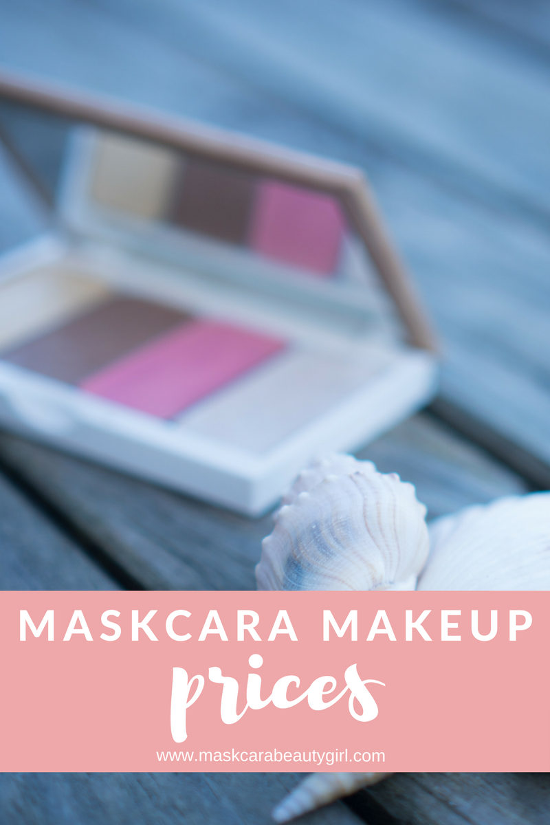 Maskcara Makeup Prices at www.maskcarabeautygirl.com, see how much Maskcara makeup products cost!
