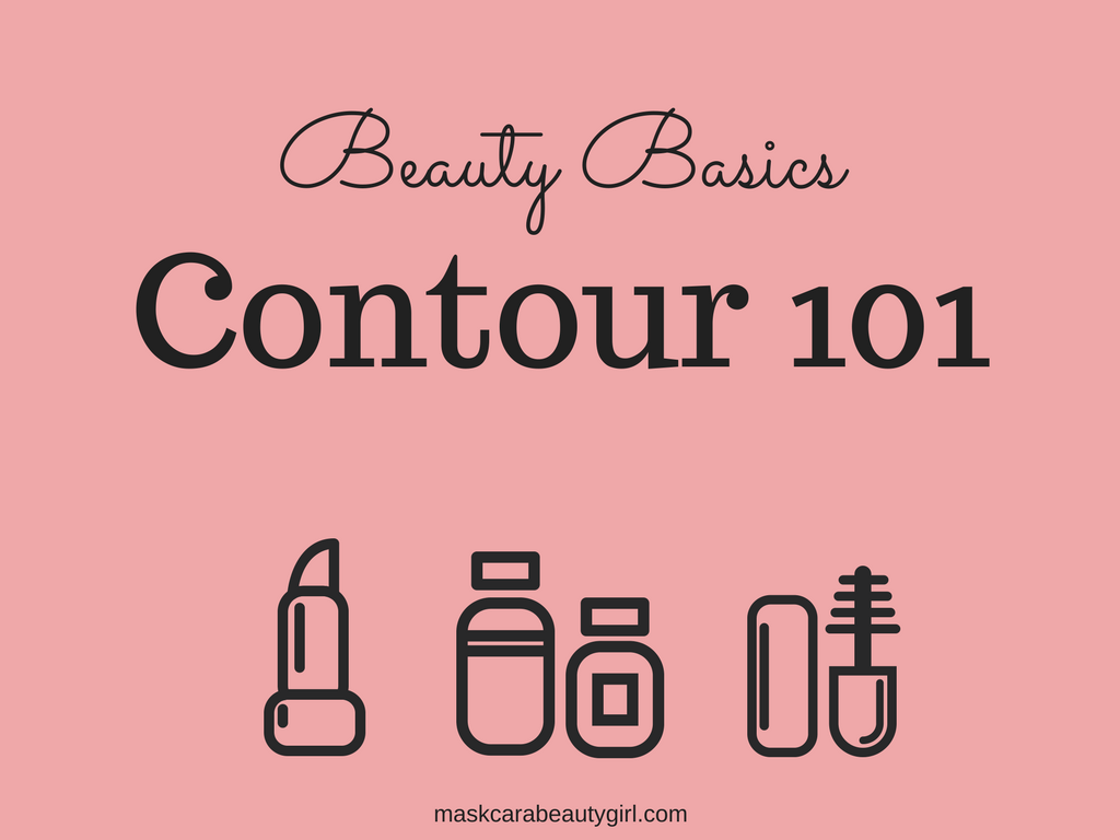 Beauty Basics Contour 101 with Maskcara Beauty Girl at www.maskcarabeautygirl.com