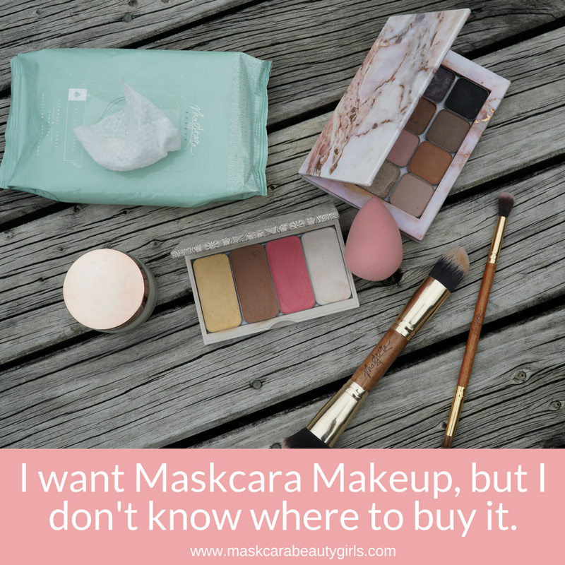 Where to Buy Maskcara Makeup with Maskcara Beauty Girl at www.maskcarabeautygirl.com