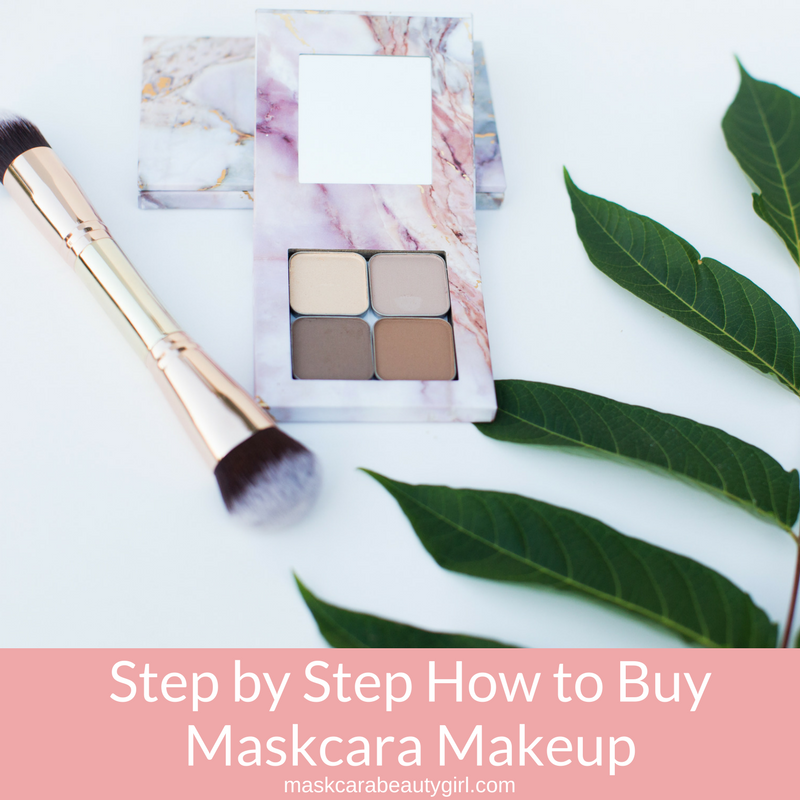 How to Buy Maskcara Makeup with Maskcara Beauty Girl at www.maskcarabeautygirl.com