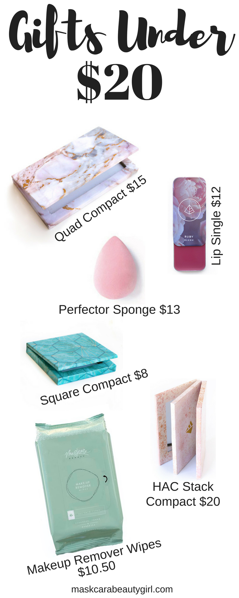 Affordable Christmas Gifts with Maskcara with Maskcara Beauty Girl at www.maskcarabeautygirl.com