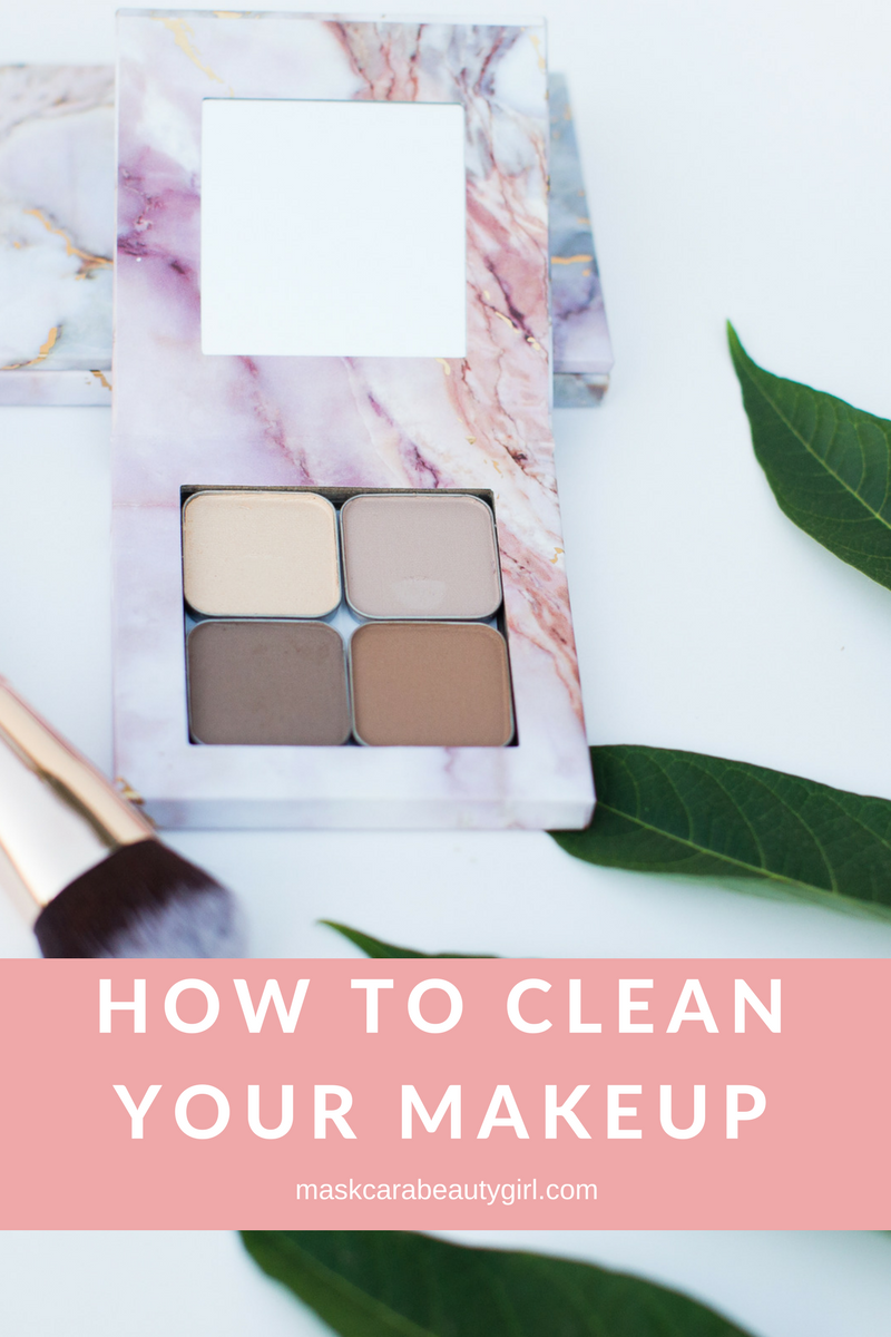 How to Keep Your Makeup Artist Kit Sanitary