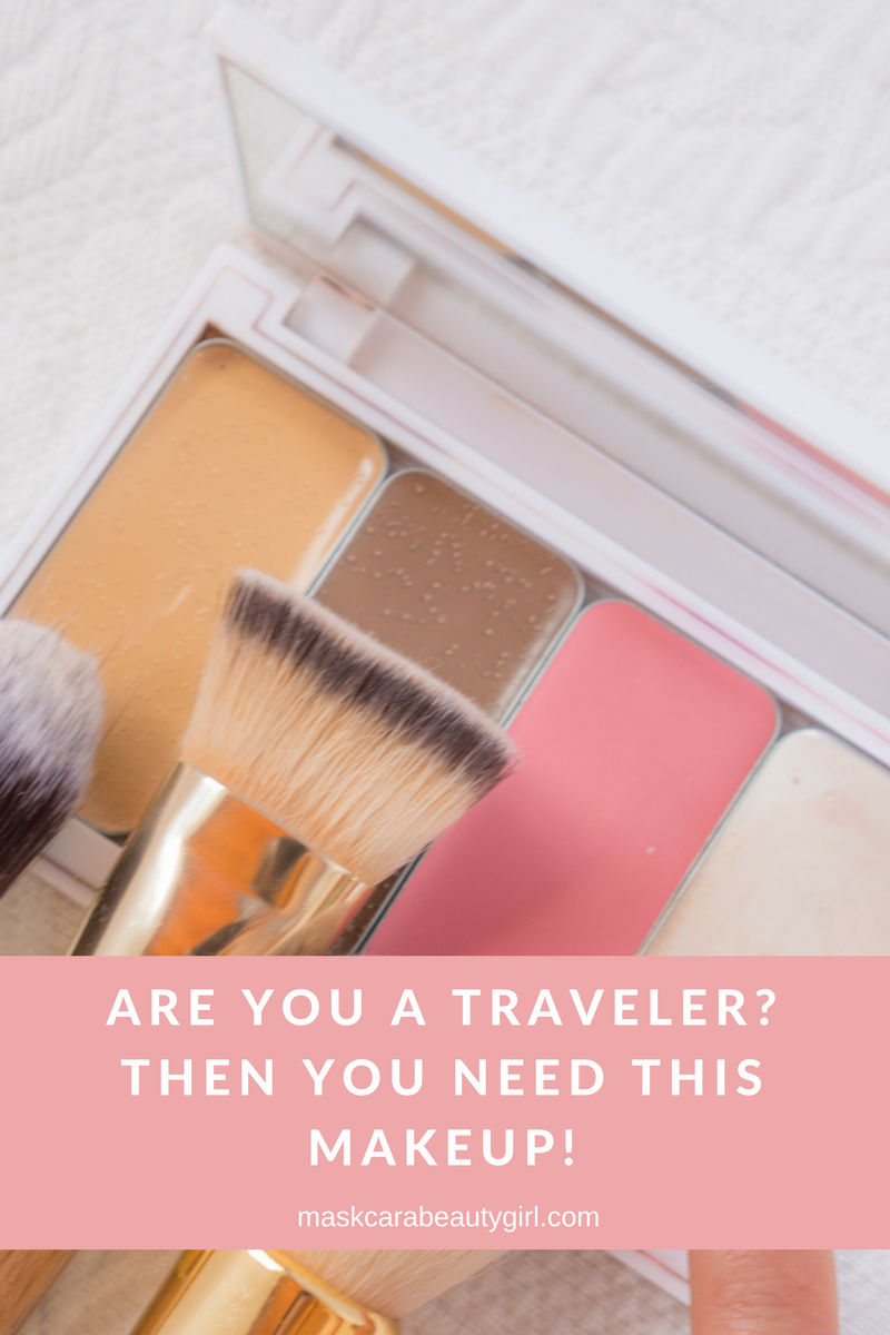 The Perfect Makeup for Traveling with Maskcara Beauty Girl at www.maskcarabeautygirl.com