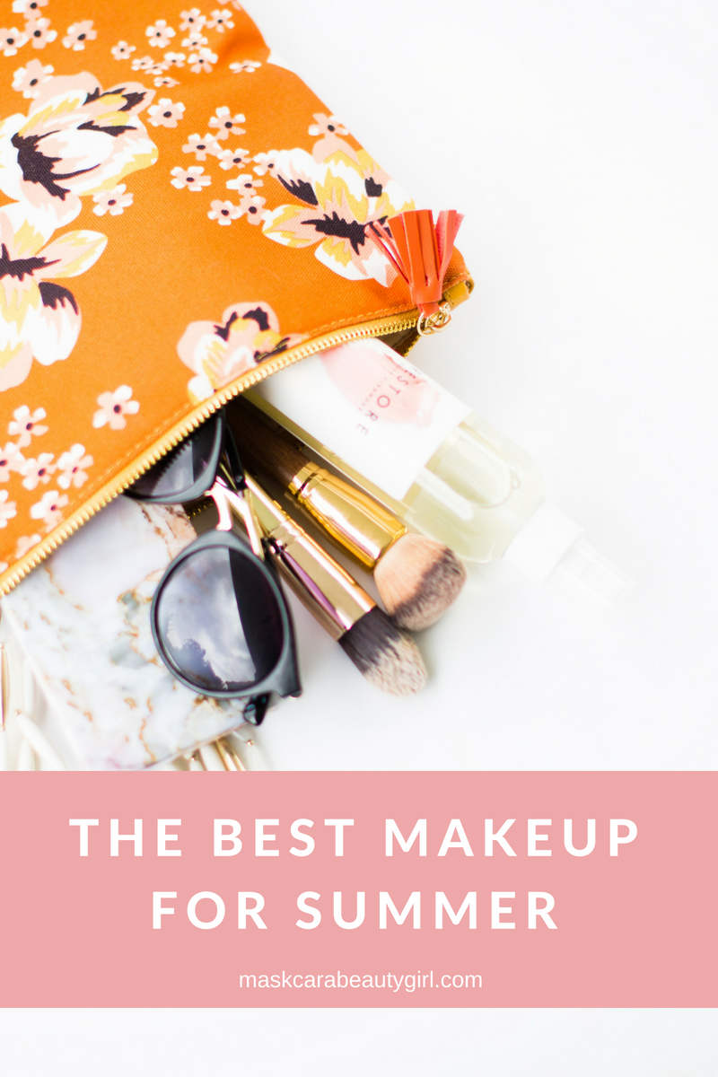 The Best Makeup for Summer with Maskcara Beauty Girl at www.maskcarabeautygirl.com