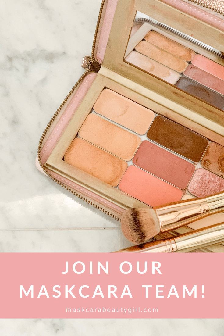Join Our Maskcara Team!