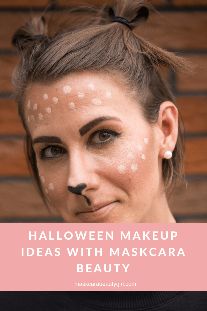 Halloween Makeup Ideas with Maskcara Beauty