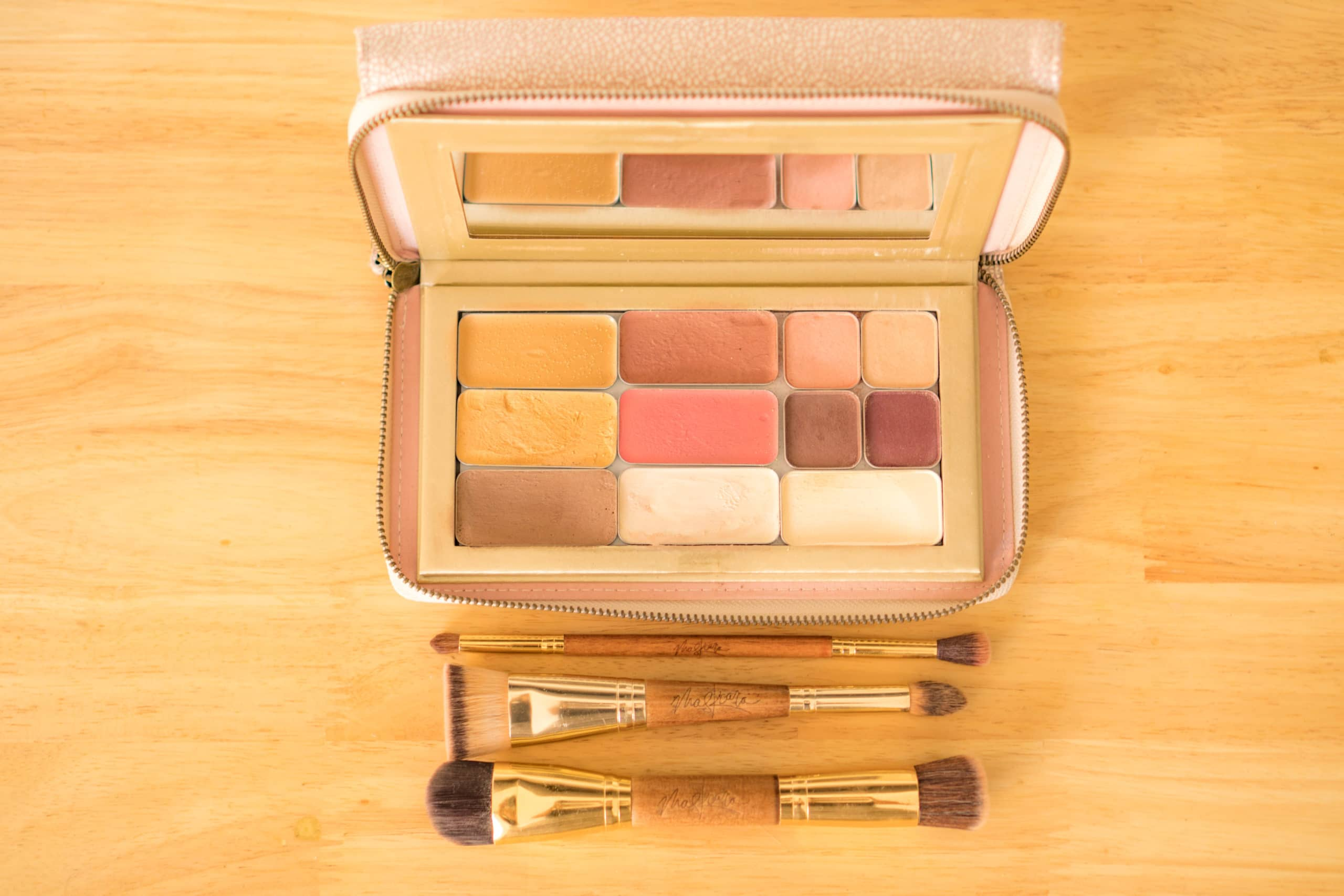 Must Have Makeup for the Traveler