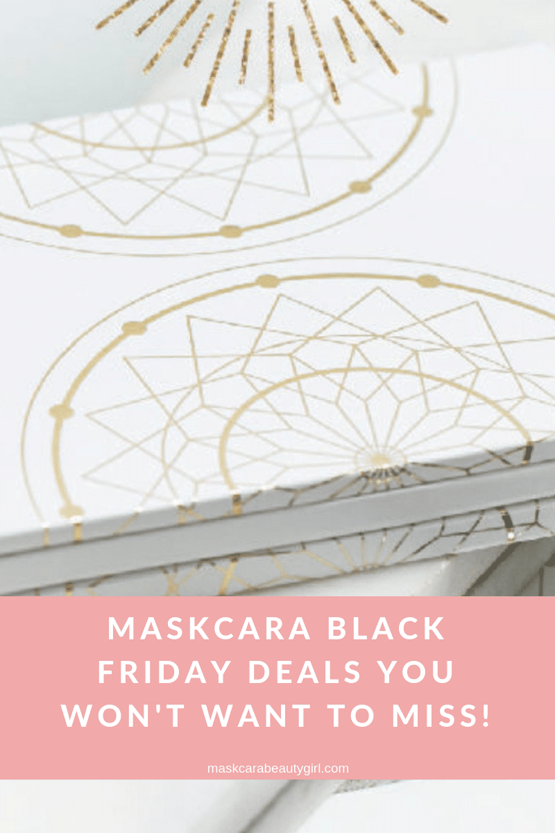 Maskcara Black Friday Deals You Will Love