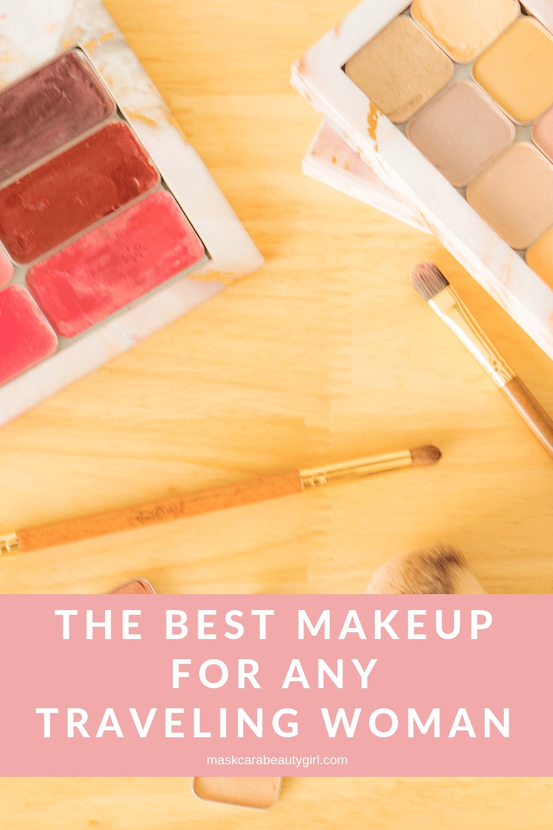 Must Have Makeup for Travelers