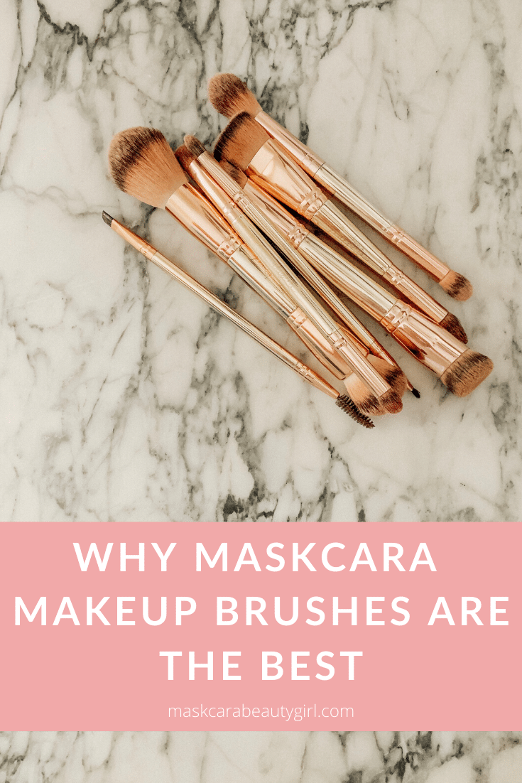 Why Maskcara Makeup Brushes Are the Best
