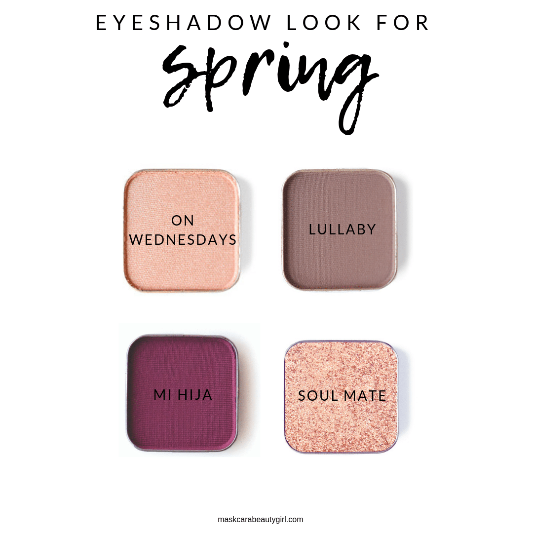 The Best Makeup for Spring at maskcarabeautygirl.com