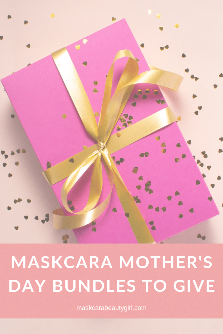 Maskcara Mother's Day Bundles to Give at MaskcaraBeautyGirl.com