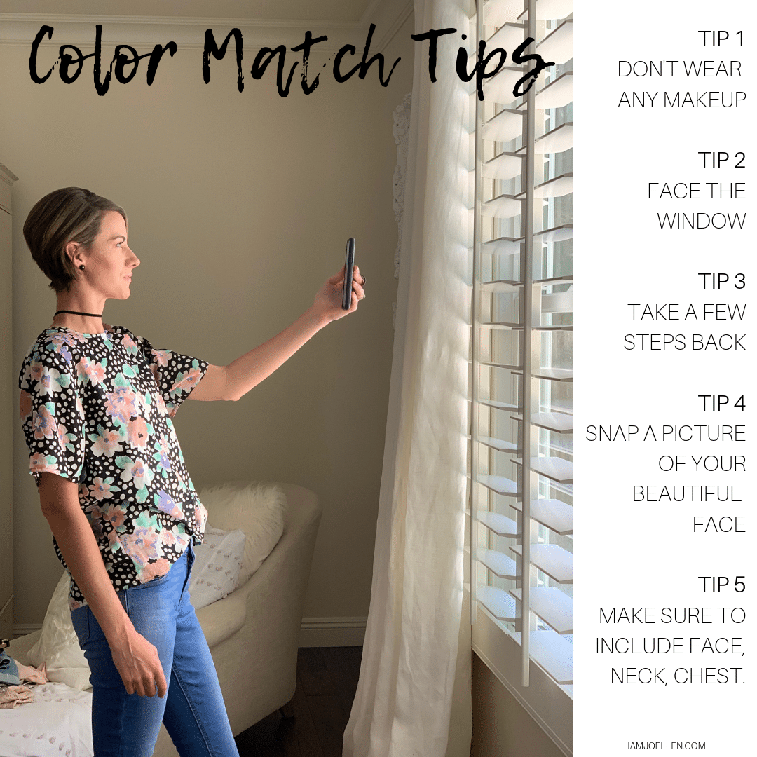 What is a Maskcara Color Match? at maskcarabeautygirl.com