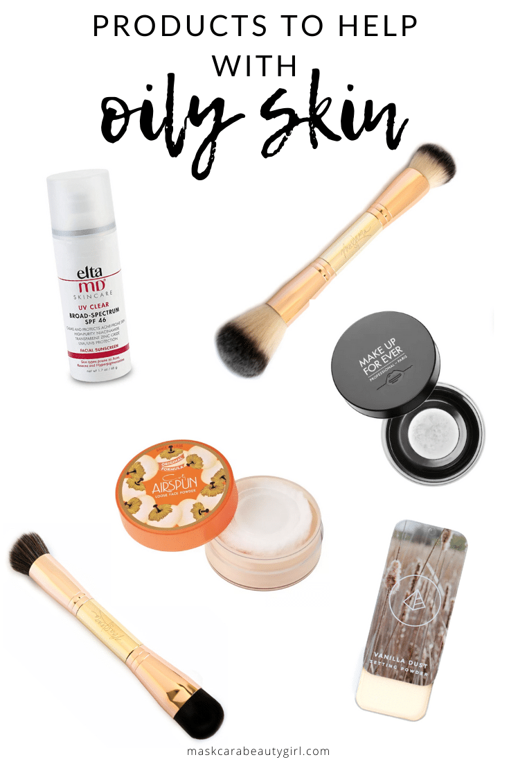 How to Use Maskcara Makeup with Oily Skin